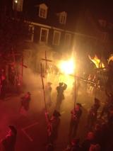 Bonfire. Lewes style.